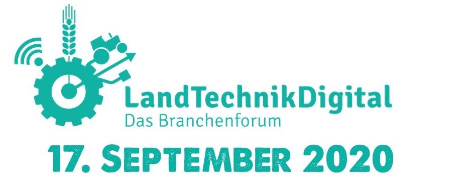 LandTechnikDigital Branchenforum 2020